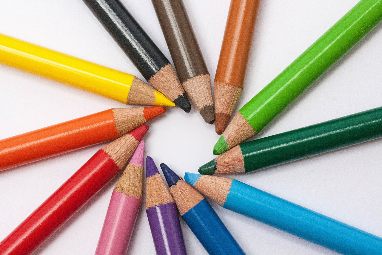 Colored Pencils 374771 1280