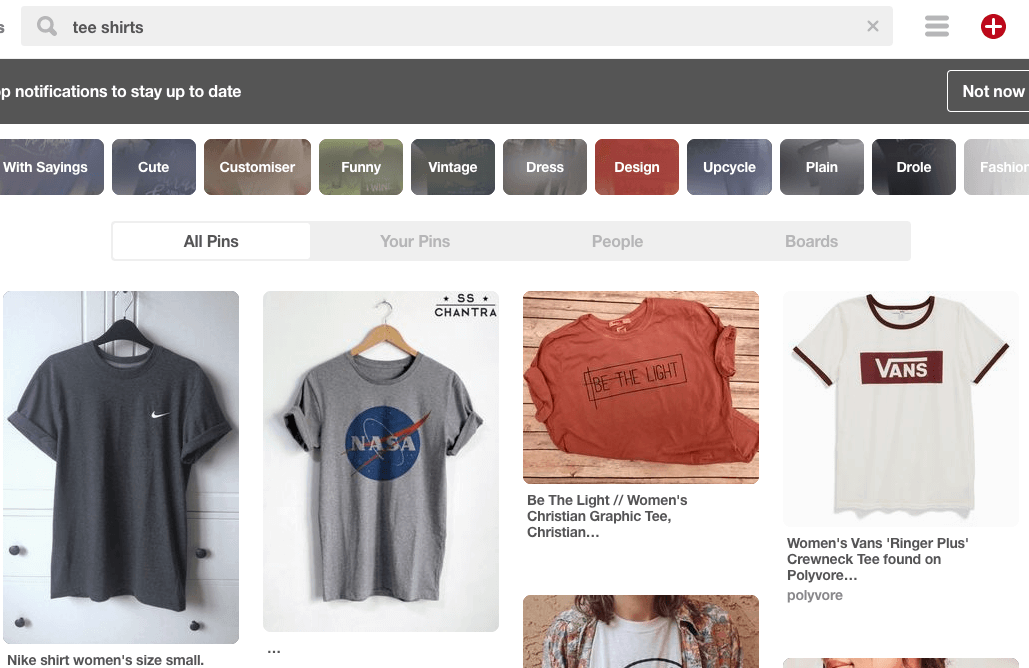 "b86555188 For example, if we start by searching for a broad term such as ""tee shirts"",  the guided search gives us options to refine our search using popular  search ..."
