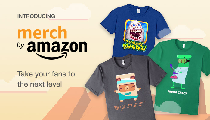 Make A Killing Selling T-Shirts Through Merch By Amazon